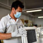 FCA und Siare fertigen schon mehr als 3.000 Beatmungsgeräte
