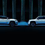Jeep® Renegade 4xe und Compass 4xe sind vom 21. Juli an bei den Jeep-Händlern bestellbar