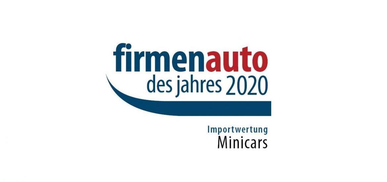 """Fiat 500 ist erneut """"Firmenauto des Jahres"""""""