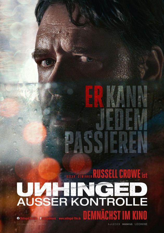 """""""Unhinged – ausser Kontrolle"""": Platz #1 der deutschen Kinostarts"""