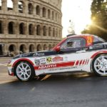 Drei Teams im Abarth Rally Cup 2020 am Start