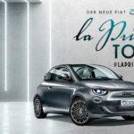 """Neuer Fiat 500 """"la Prima"""" auf großer Deutschland-Tour"""