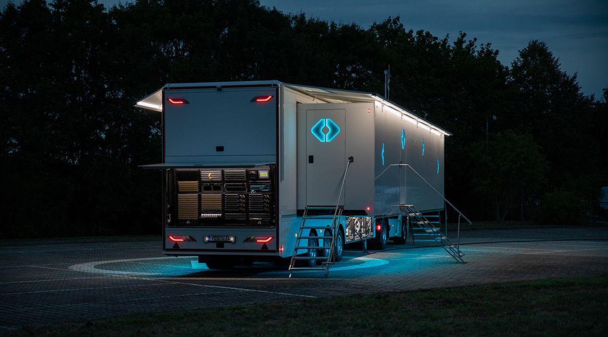 UHD 2 Ü-Wagen, HD Broadcast