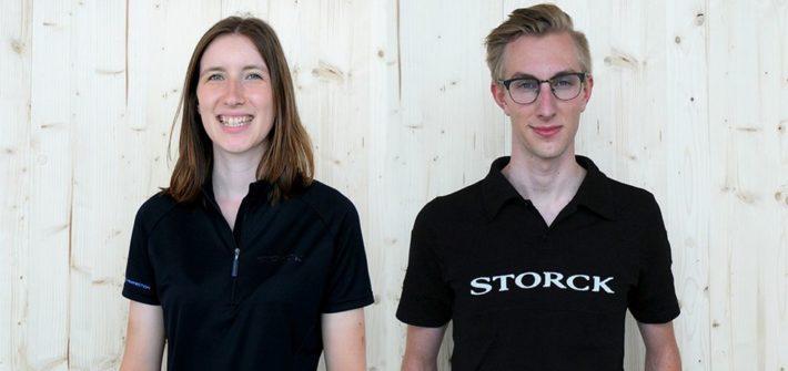 Annika Strölin und Ravn Sander übernehmen Marketing und PR bei Storck
