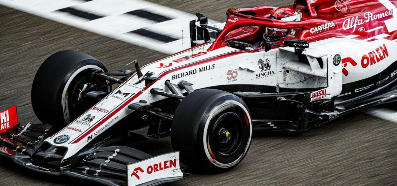 FIA Formel 1 Weltmeisterschaft 2020 - Großer Preis von Belgien – Statements von Alfa Romeo Racing ORLEN