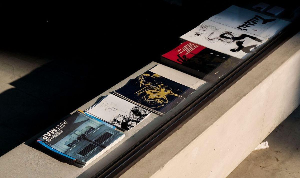 Druckzentrum Tiedeke in Hamburg - schon oft die Welt gerettet