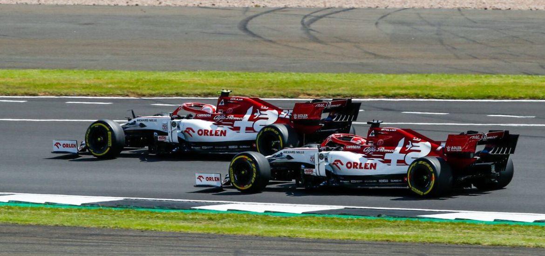 FIA Formel 1 Weltmeisterschaft 2020 - Großer Preis von Großbritannien – Statements von Alfa Romeo Racing ORLEN
