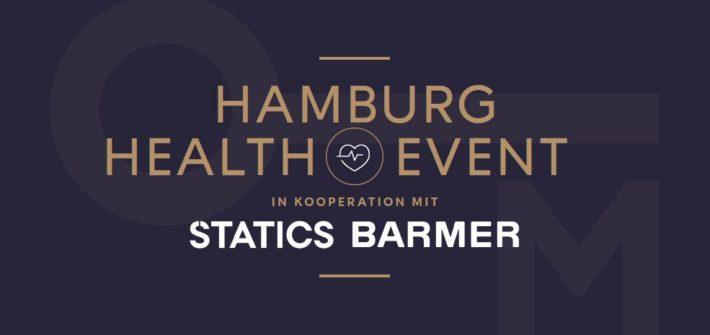 Hamburg Health Event der Memeberslounge in Kooperation mit Statics Barmer