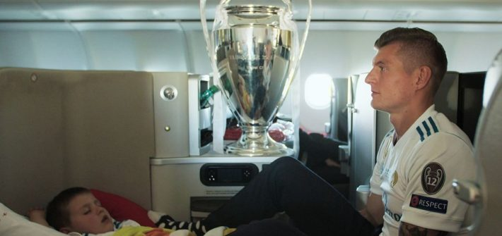 Toni Kroos: Kino-Dokumentarfilm über deutschen Real-Madrid-Star im ZDF