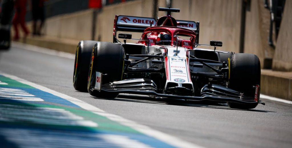 """FIA Formel 1 Weltmeisterschaft 2020 Emirates """"70th Anniversary Grand Prix"""" - Statements von Alfa Romeo Racing ORLEN"""