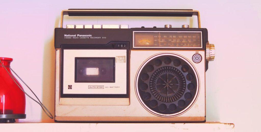 Ausstellung zur Rundfunk-Geschichte im Museum für Kommunikation
