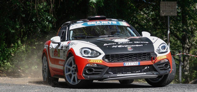 Mittsommerrennen: Abarth fährt vom 14. bis 16. August Rallye und Formel 4