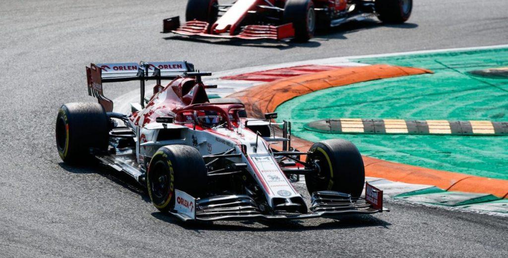 FIA Formel 1 Weltmeisterschaft 2020 - Großer Preis von Italien - Statements von Alfa Romeo Racing ORLEN