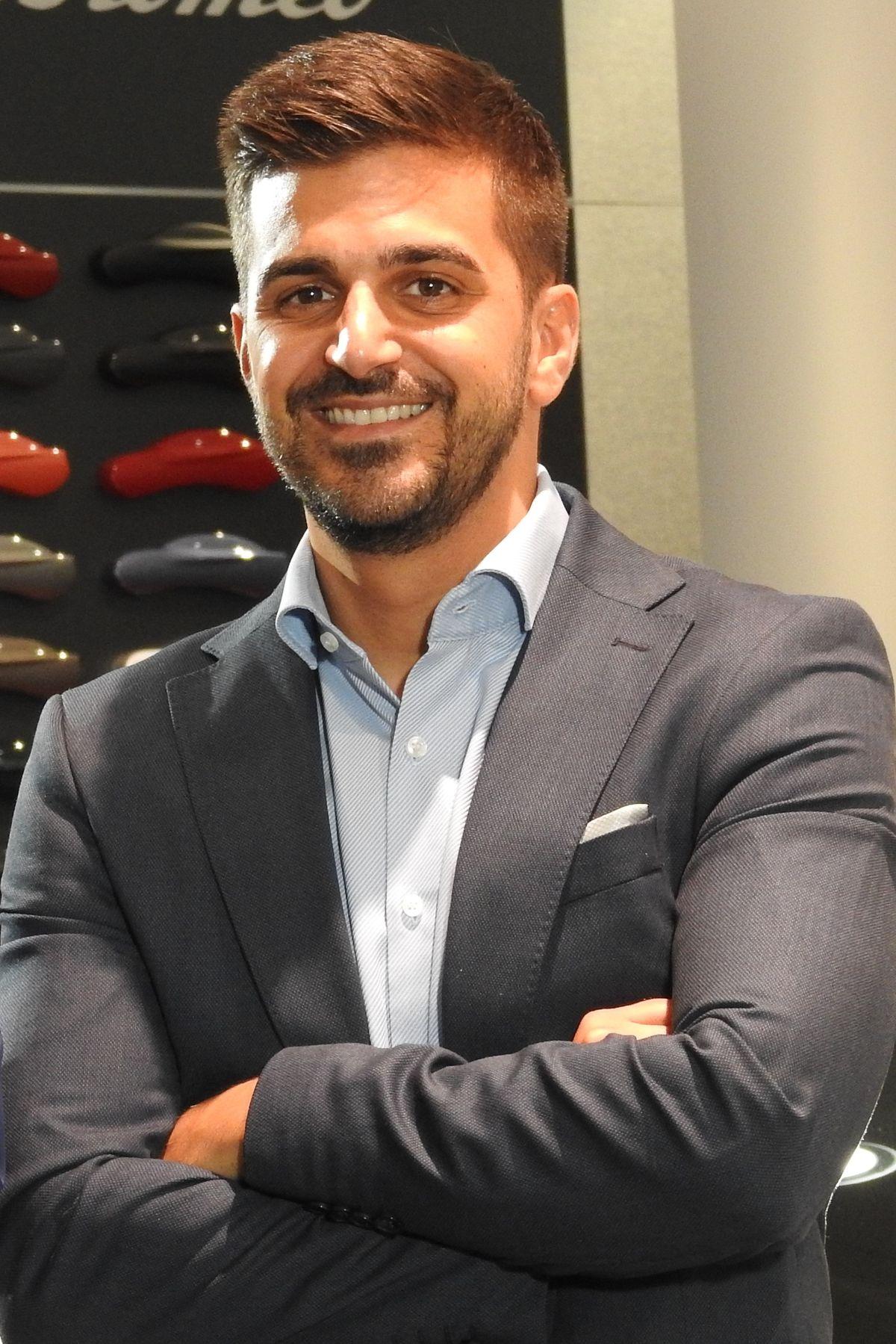 Fabio Sangermano wird eMobility Manager bei der FCA Germany AG