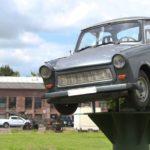 """Der SWR zeigt das """"Volksauto des Ostens"""""""