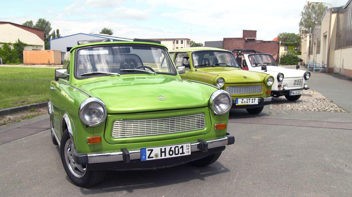 """TV-Reportage """"Der Trabi - Volksauto des Ostens"""""""