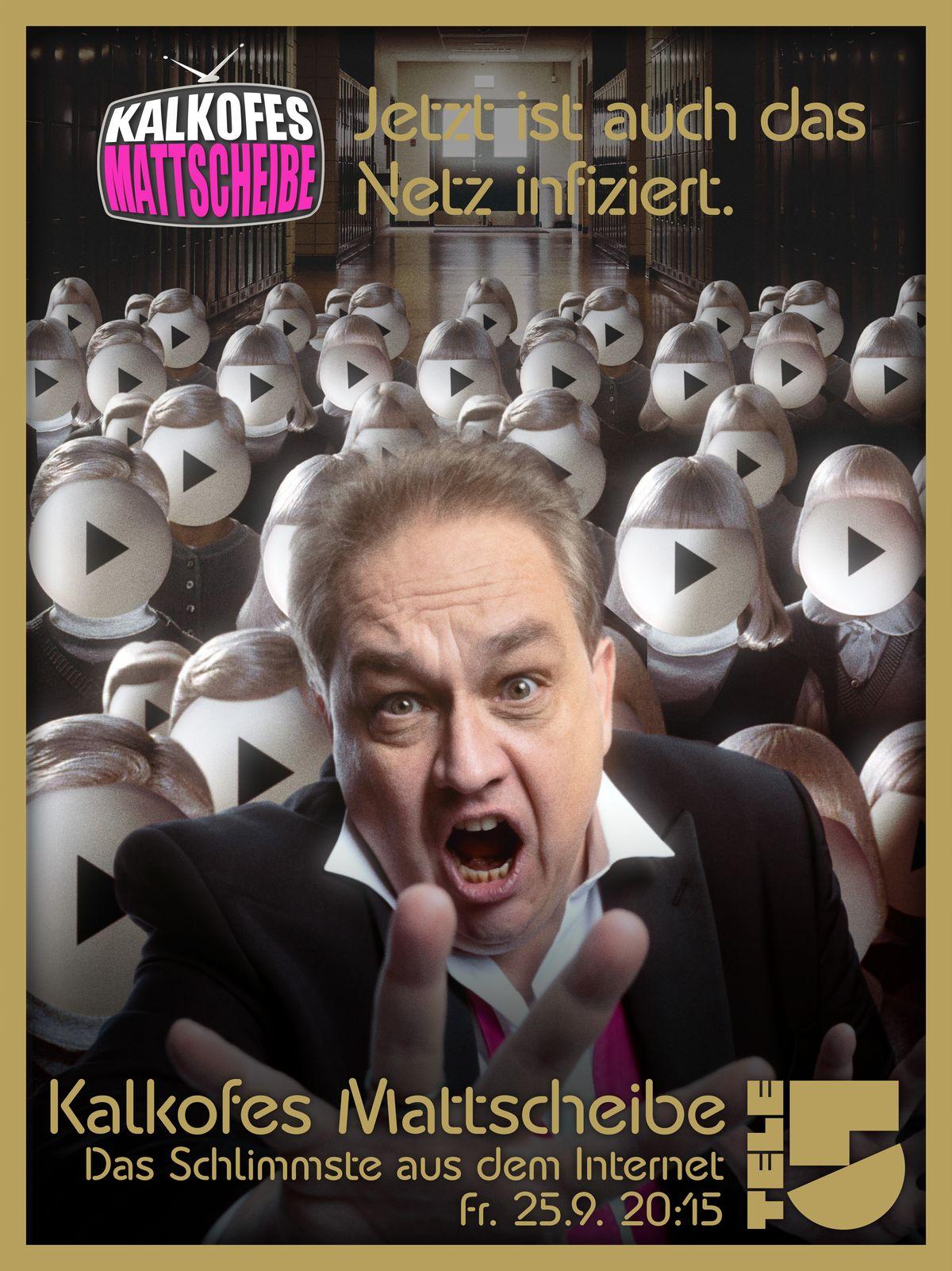 Kalkofes Mattscheibe: Das Schlimmste aus dem Internet