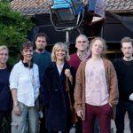 """Heike Makatsch und Sebastian Blomberg drehen für """"Tatort"""""""