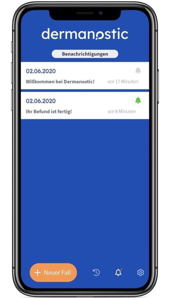 Dermanostic App