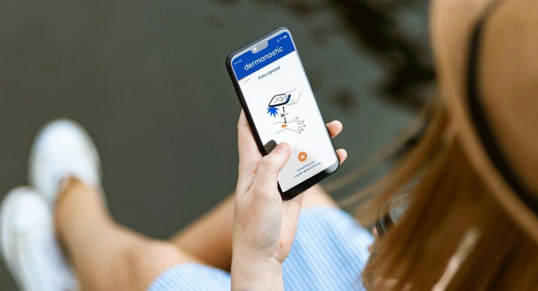 Dermanostic: Einen Hautarzt per App fragen
