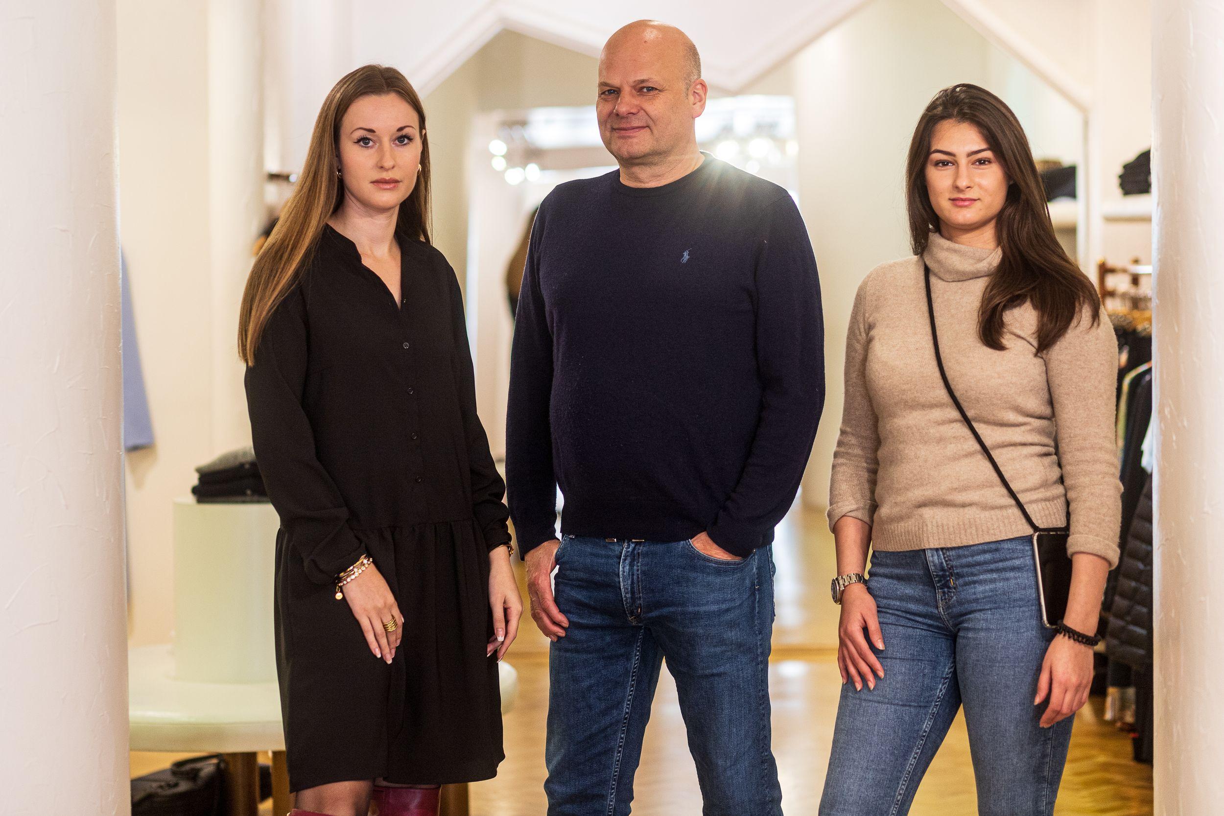 Sandra Fries, Andreas Quick, Katharina Bakrac