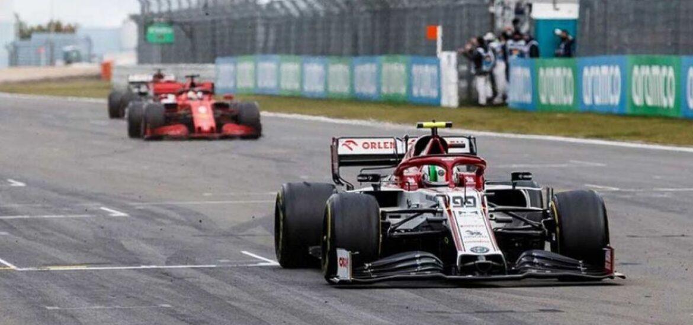 FIA Formel 1 Weltmeisterschaft 2020 – Großer Preis der Eifel – Statements von Alfa Romeo Racing ORLEN