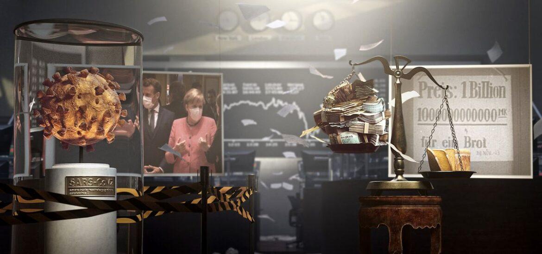 Doku: Wir Deutschen und die großen Crashs