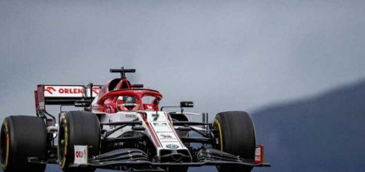 FIA Formel 1 Weltmeisterschaft 2020 - Großer Preis von Portugal - Statements von Alfa Romeo Racing ORLEN