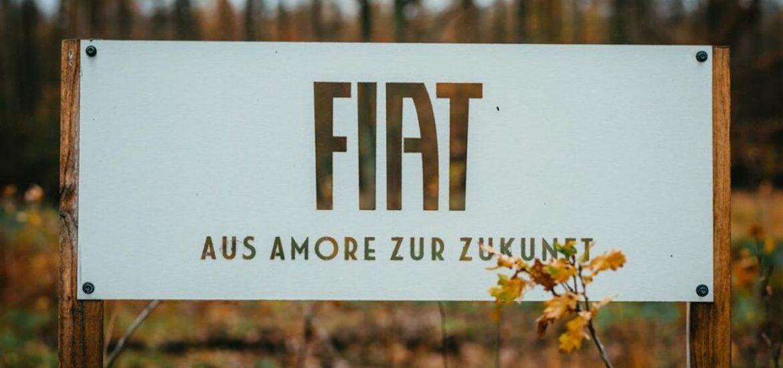 Der Umwelt und der Zukunft zuliebe – Fiat pflanzt 100.000 Bäume