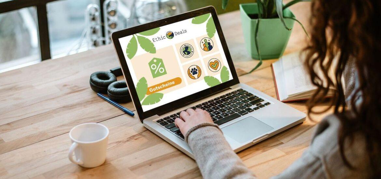 EthicDeals: Online sparen und etwas Gutes tun