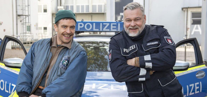 Großstadtrevier: Dienstantritt für Enrique Fiß und Torsten Münchow