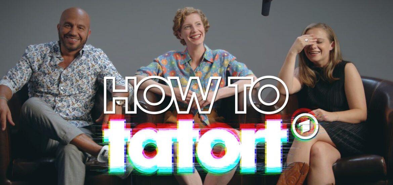 """Mockumentary: """"How to Tatort"""""""