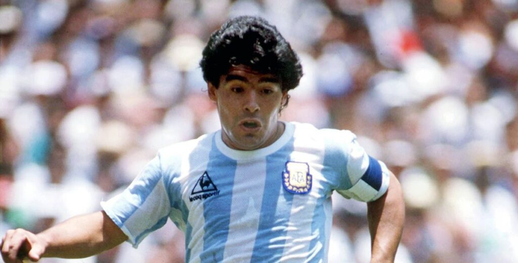 Maradona, der Goldjunge: Arte zeigt Porträt der argentinischen Fußballlegende
