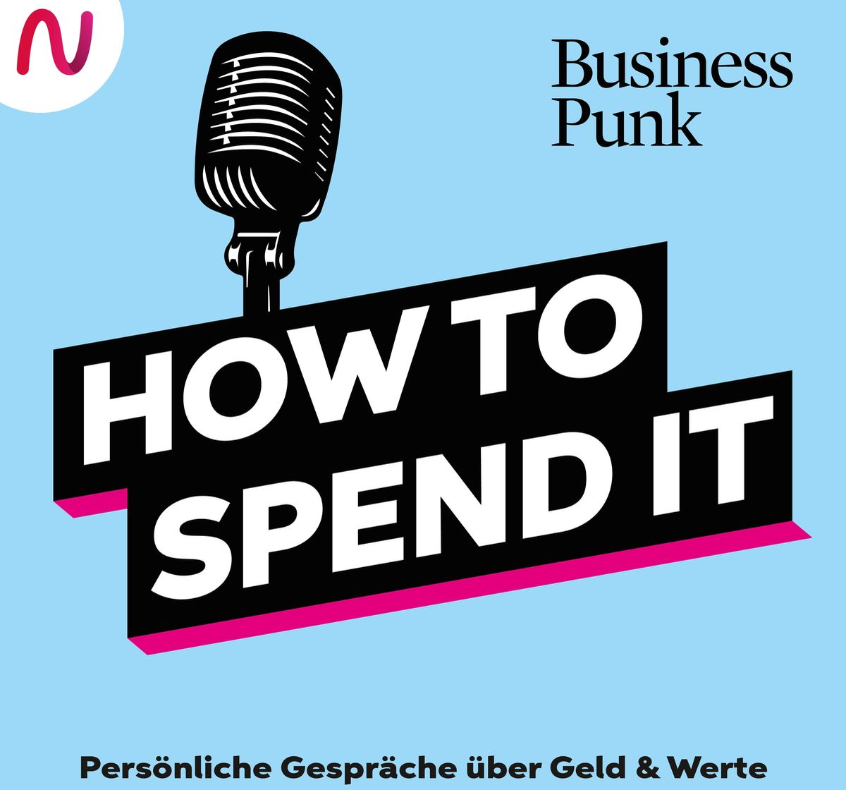 Business Punk: How To Spent It