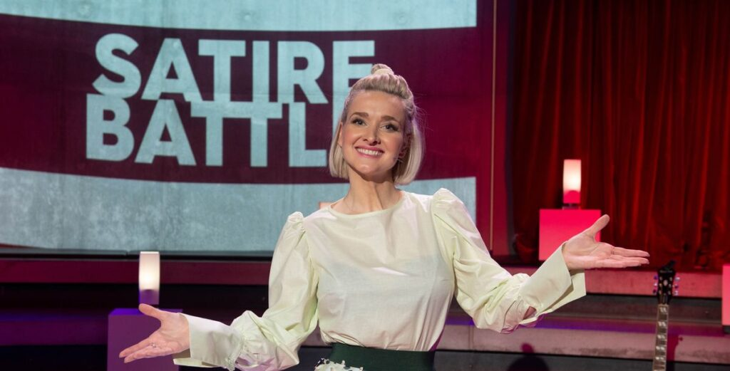 "Das ""Satire Battle"" mit Ariane Alter"