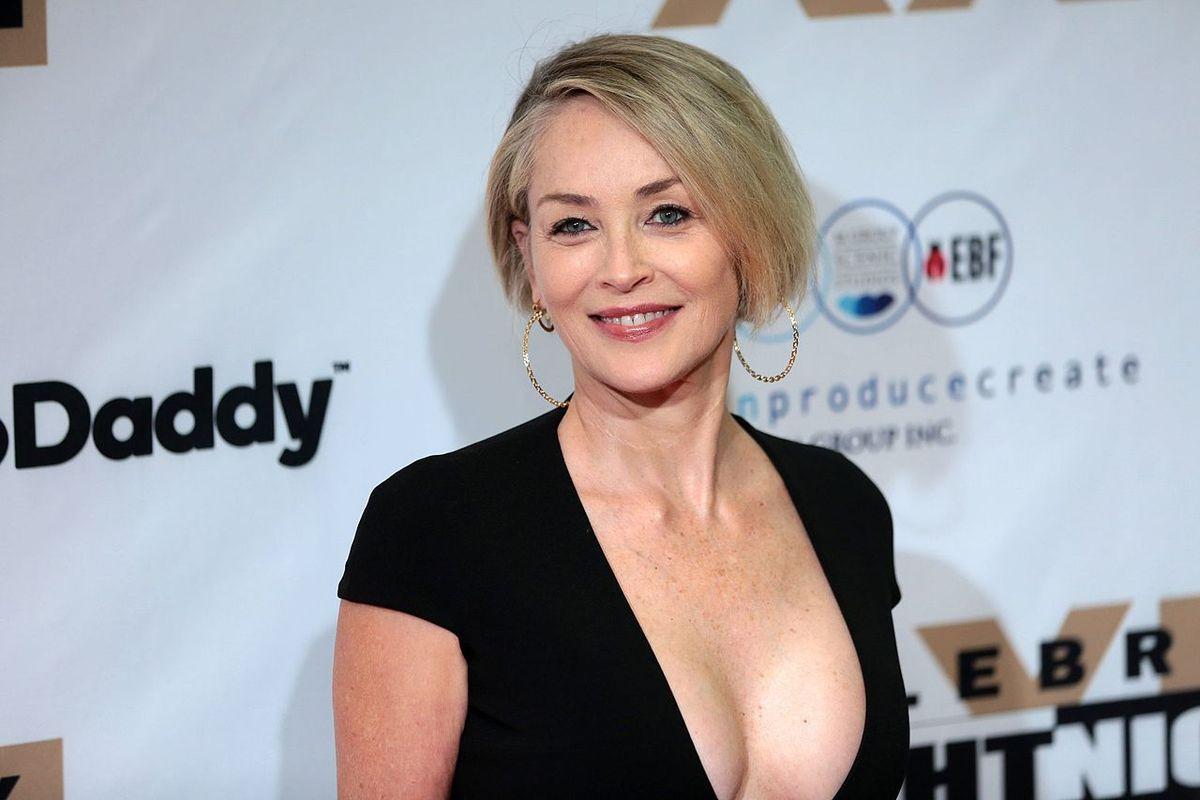 Sharon Stone (2017)