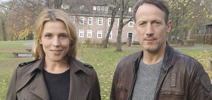 "Wotan Wilke Möhring und Franziska Weisz drehen neuen ""Tatort"""