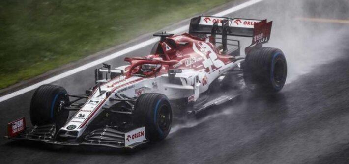 FIA Formel 1 Weltmeisterschaft 2020 - Großer Preis der Türkei - Statements von Alfa Romeo Racing ORLEN