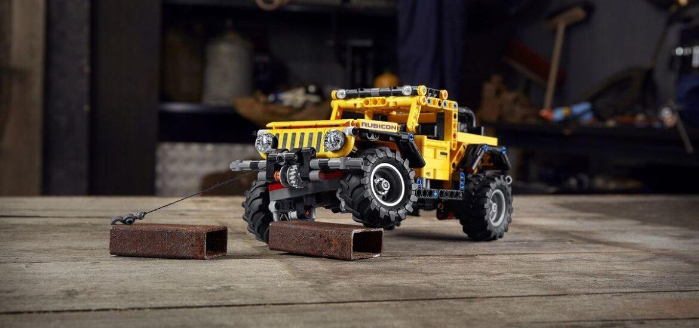 Welt-Premiere eines neuen Jeep® Wrangler