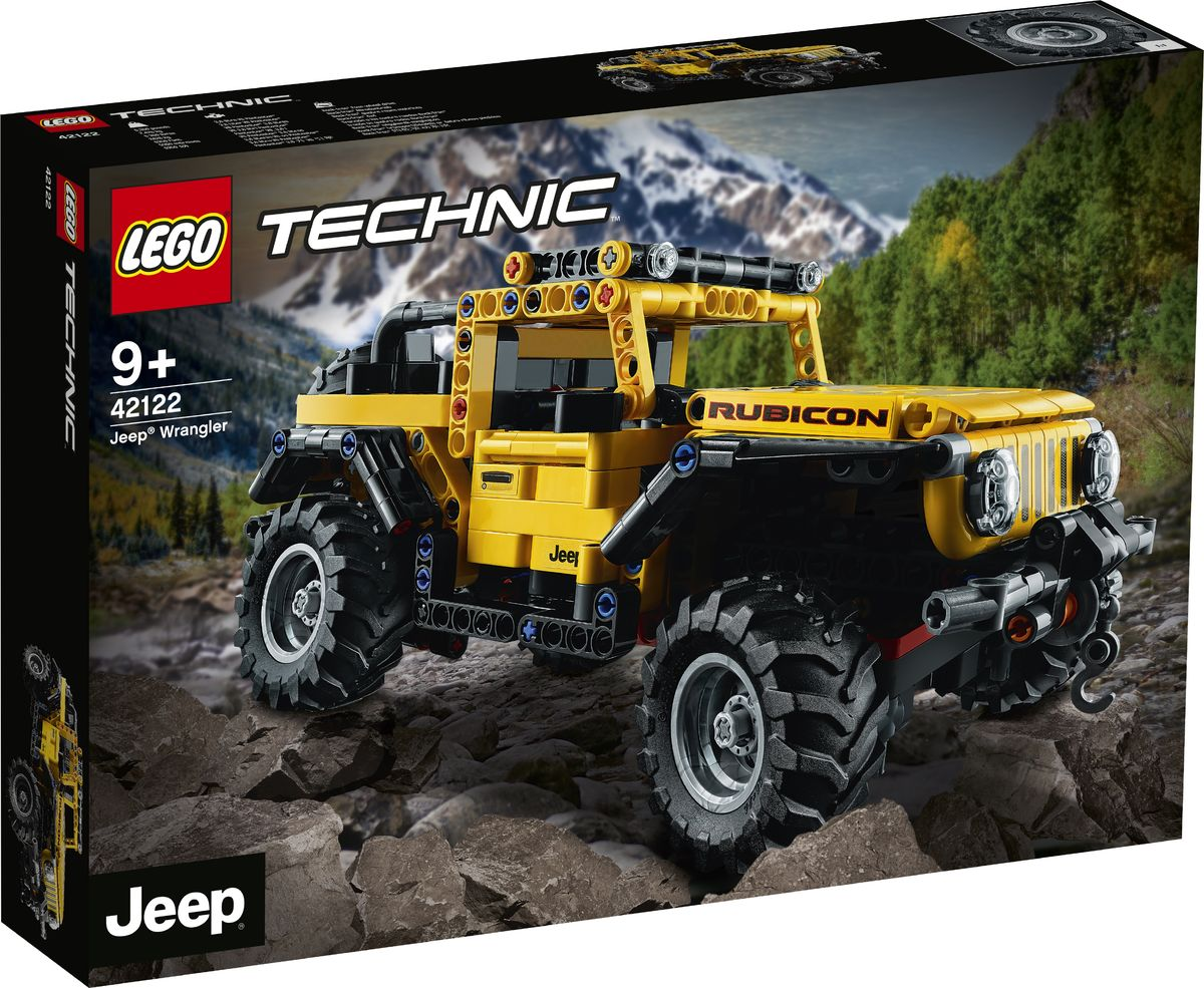 Weltpremiere eines neuen Jeep® Wrangler