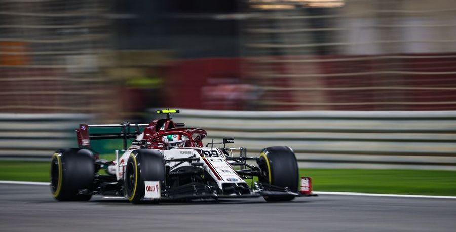 FIA Formel 1 Weltmeisterschaft 2020 - Großer Preis von Sakhir - Statements von Alfa Romeo Racing ORLEN