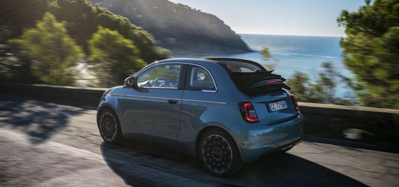 Neuer Fiat 500 gewinnt in Großbritannien und Frankreich Auszeichnungen für Elektroautos