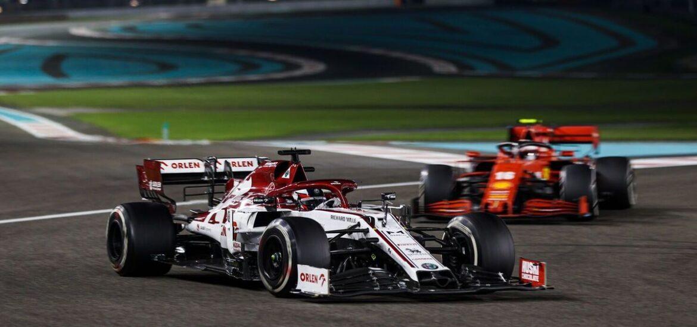 FIA Formel 1 Weltmeisterschaft 2020 - Großer Preis von Abu Dhabi - Statements von Alfa Romeo Racing ORLEN