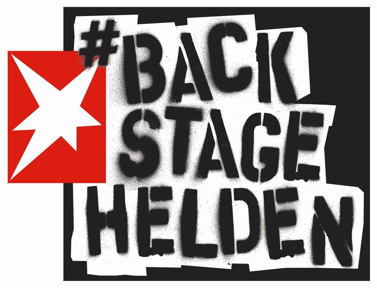 Backstage-Helden