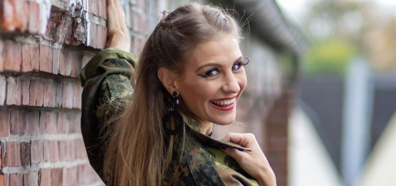 Digitale Liebe: Stefanie Schanzleh mit Shooting für eigene Single