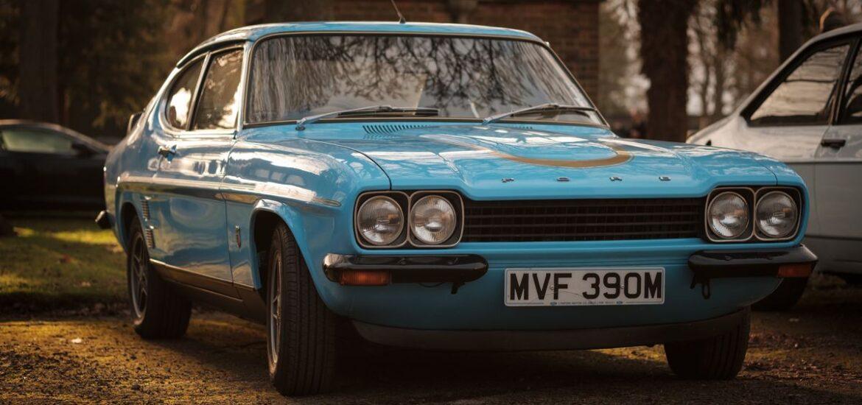 Reportage über den Ford Capri - das Kult-Coupé aus Köln