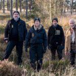 Dreharbeiten für ARD-Degeto-Krimi in Dänemark
