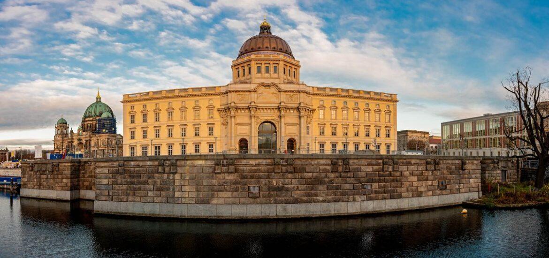Prunk, Protz und Preußen - das Berliner Schloss