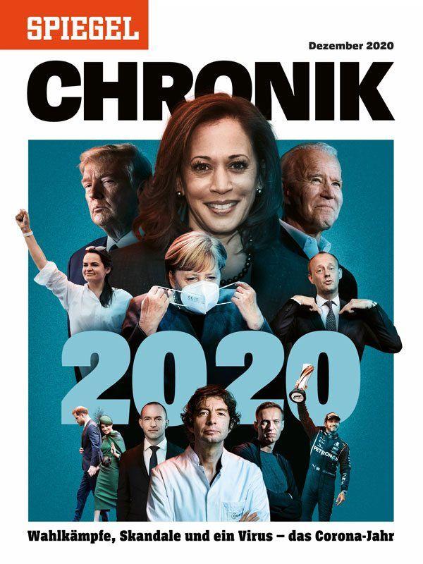 """""""Der Spiegel"""", die Chronik 2020"""
