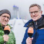 Der Wintersport live im ZDF
